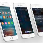 iOS 9 på iPhone