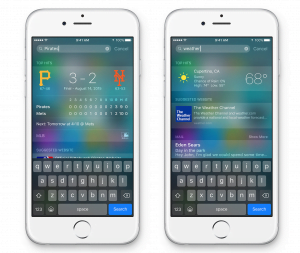 Nyt tastatur på iOS 9