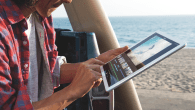 Apple har præsenteret den nye iPad Pro, der skal forsøge at få gang i salget af iPad's igen.