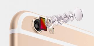 Kamera i iPhone 6 Plus (Foto: Apple)