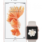iPhone 6S og Apple Watch