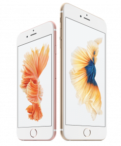 iPhone 6S og iPhone 6S Plus