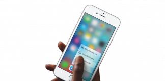 iPhone 6S og iPhone 6S Plus