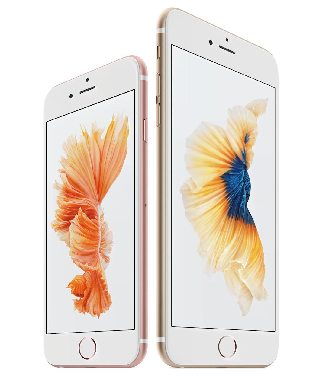 d33f5d9dc74 ... i Danmark fredag den 2. oktober. iPhone 6S og iPhone 6S Plus