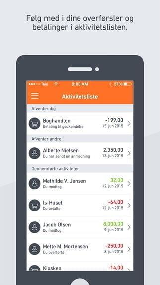 mobilepay beløbsgrænse dag 2016