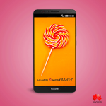 Huawei Ascend Mate 7 får Android 5.1 Lollipop