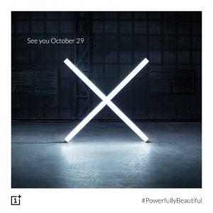 Teaser billede fra OnePlus