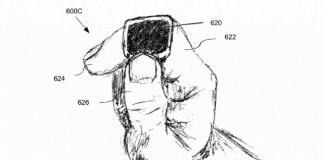 Ansøgning på patent af Apple Ring (Kilde: Pocketnow)