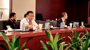 Xue Yongbo, Cheif Supply Chain Officer, Huawei (Foto: MereMobil.dk)