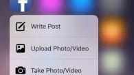 Facebook har netop udsendt en opdatering til deres iOS applikation, der byder på understøttelse af den nye 3D Touch funktion.