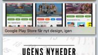 """APP TIP: Nyhedsapplikationen """"News"""" samler alle dine favoritnyheder, og du kan finde nyhederne fra MereMobil.dk i applikationen."""