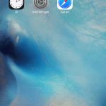 Screenshot fra iPhone 6S Plus (Foto: MereMobil.dk)