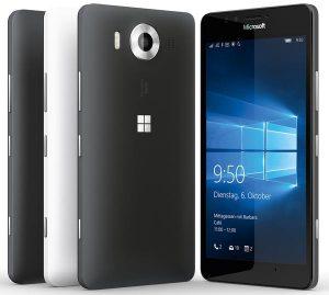 Lumia 950 lækket af Evan Blass (Kilde: @Evleaks)