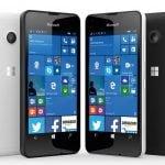 Microsoft Lumia 550 (Foto: Microsoft)