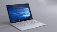 Surface Book, Microsofts første bærbare computer, er dobbelt så hurtig som MacBook Pro.