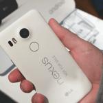 Nexus 5X (Foto: MereMobil.dk)