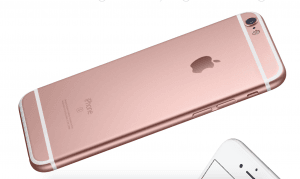 Apple iPhone 6S og iPhone 6S Plus i rosegold (Foto: Apple)