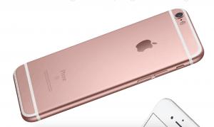 Apple iPhone 6S og iPhone 6S Plus i rosegold (Foto: Apple)