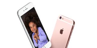 Apple iPhone 6S og iPhone 6S Plus (Foto: Apple)