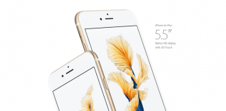 Apple iPhone 6S og iPhone 6S Plus (Foto: Apple)