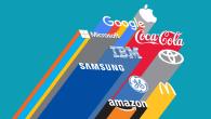 Konkurrencen er hård mellem Apple og Google og ikke kun på produkter og tjenester, men også i kampen om at være det mest værdifulde brand.