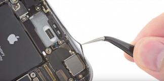 Pakning i iPhone 6S