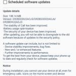 opdatering til Samsung Galaxy S6 Edge+