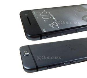 HTC One A9 lækket af @OnLeaks