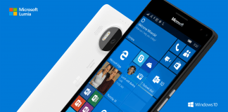 Windows Lumia 950 XL (Foto: Microsoft)