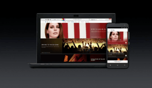 Screenshots fra Apple Music for Android