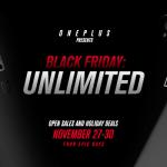 Black Friday hos OnePlus
