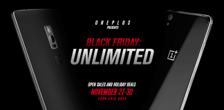 Black Friday hos OnePlus