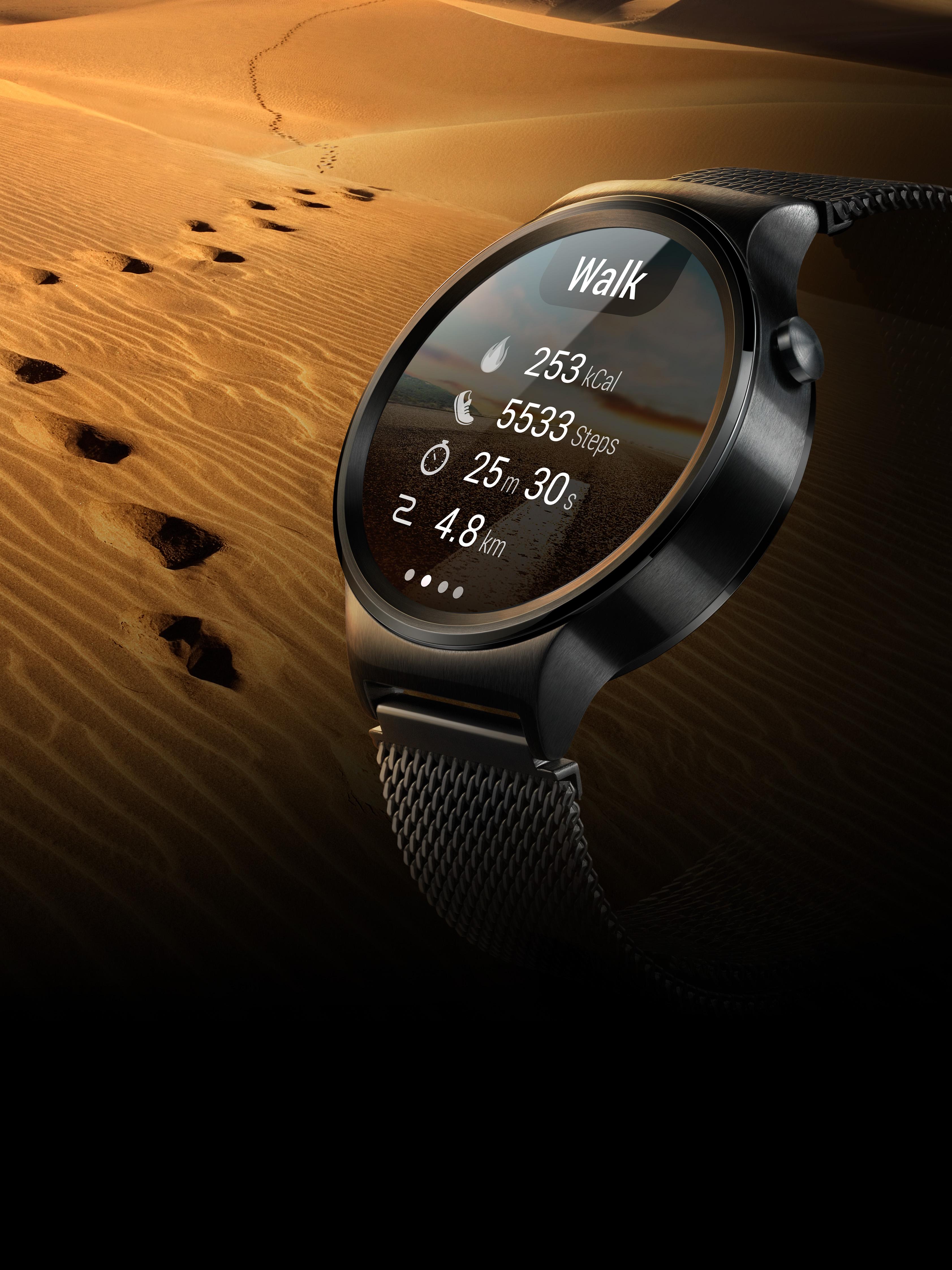 5c49a638bc1 Huawei Watch test – stilrent og lækkert