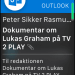Screenshot fra Apple Watch (Foto: MereMobil.dk)