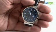 Web-TV: Dette smartwatch ligner et rigtigt ur og ikke en gadget. Testen af Huawei Watch er i gang. Se her de første indtryk.