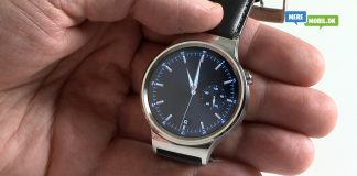 Huawei Watch (Foto: MereMobil.dk)