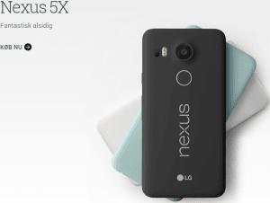 Nexus 5X (Foto: Google)