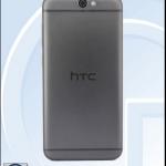 Lækket billede af HTC One A9w
