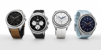 LG Watch Urbane 2nd Edition LTE (Foto: The Next Web)