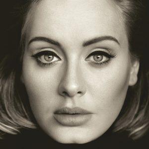 Adele albumcover til 25