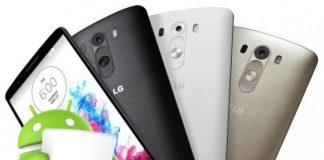 LG G3 får Android 6.0 Marshmallow (Foto: GSMArena.com)