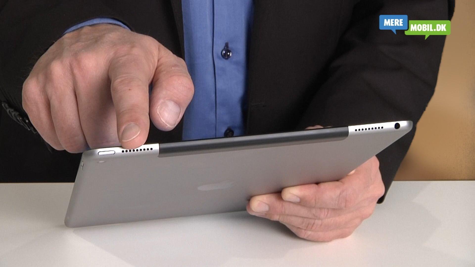 iPad Pro test