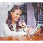 Dating applikationen Tinder er blevet populær hos danskerne (Foto: Telia)