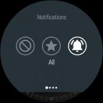 Sceenshot fra Huawei Watch med Android Wear (Foto: MereMobil.dk)