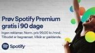 Har du et eksemplar af det nye Chromecast, så har du nu muligheden for at få Spotify Premium på prøve i tre måneder.