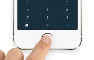 Danske Bank har gjort det muligt at logge ind med Touch ID på iOS-enheder i mobilbanken og på MobilePay (Foto: Danske Bank)