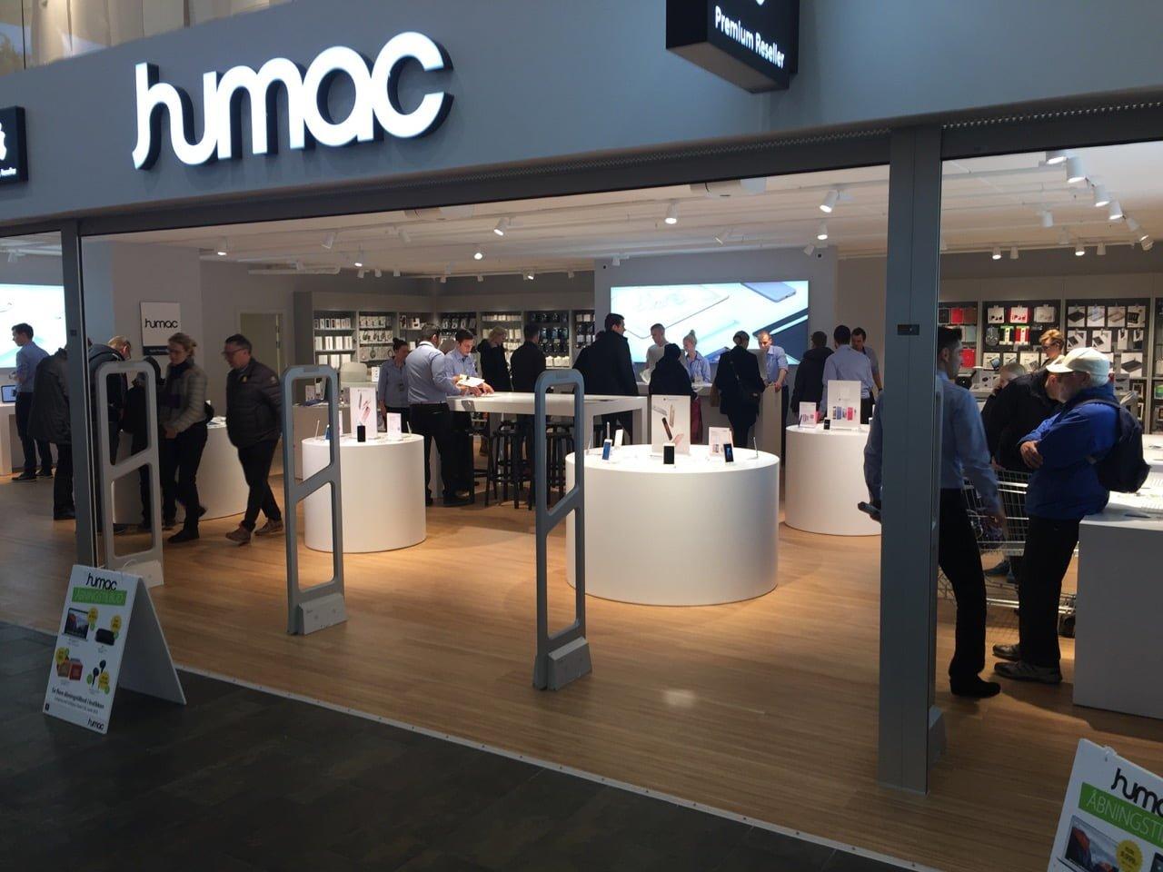 humac store