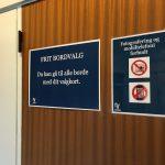 Fotografering forbudt ved afstemninger til valg (Foto: MereMobil.dk)