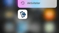 Danske Bank har udsendt en opdatering til MobilePay, som gør brug af 3D Touch funktionen på iPhone 6S og iPhone 6S Plus.