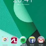 Skærmbillede - Nexus 5X